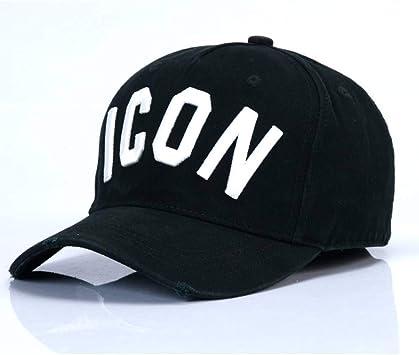 MDKZ Gorra De Beisbol Icon Cap Hat para Hombres Mujeres ...