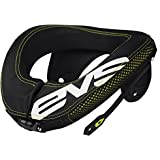 EVS Sports 112053-0110 R3 Race Collar (Black, Youth)