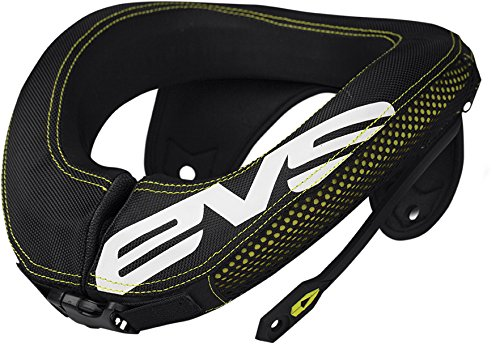 EVS Sports 112053-0110 R3 Race Collar (Black, Youth) by EVS Sports