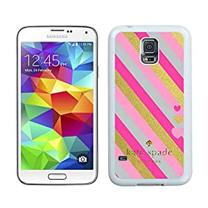 Personalized Customized Samsung S5 Case Kate Spade New York Best Buy Samsung Galaxy S5 I9600 Phone Case Case 129 White