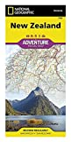 : New Zealand (National Geographic Adventure Map)
