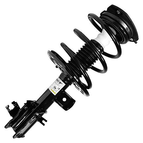 Unity Automotive 11611 Front Left Complete Strut Assembly (2007-2012 Nissan Altima) ()