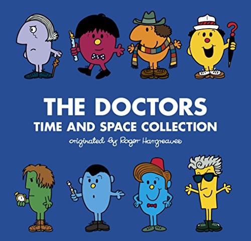 The Doctors: Time and Space Collection (Doctor Who / Roger Hargreaves)