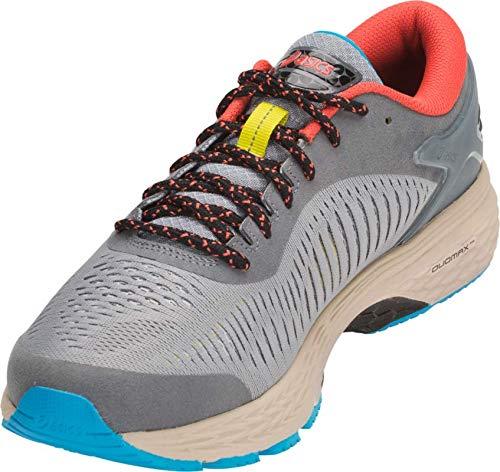 ASICS Gel-Kayano 25 Men's Running Shoe, Stone Grey/Black, 6 D US by ASICS (Image #3)