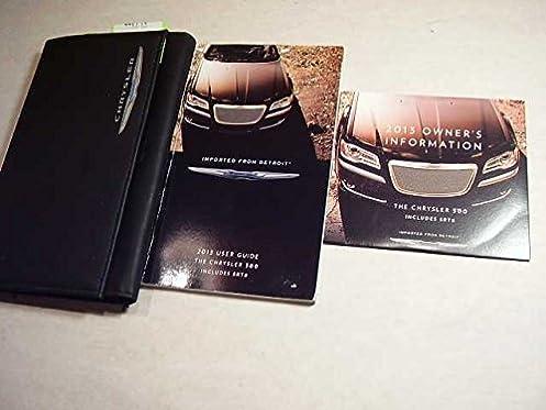 2013 chrysler 300 owners manual chrysler amazon com books rh amazon com 2013 chrysler 200 owners manual pdf 2013 chrysler 200 convertible manual