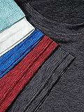 Men's Quick Dry Fit Dri-Fit Short Sleeve Active