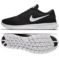 Nike Free RN - 831508001 - Color White-Black - Size: 9.5