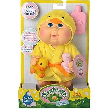 Amazon Com Cabbage Patch Kids Newborn Baby Doll