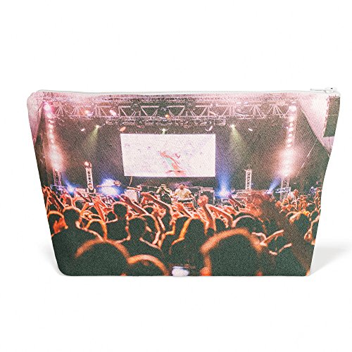 Westlake Art - Music Crowd - Pen Pencil Marker Accessory Case - Picture Photography Office School Pouch Holder Storage Organizer - 125x85 inch (Clothing Ensemble Collection)
