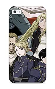 Iphone 5c Cover Case - Eco-friendly Packaging(fullmetal Alchemist)