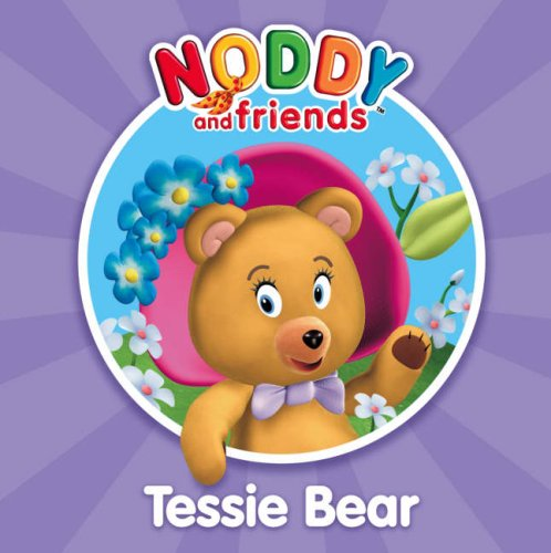 noddy and friends character books tessie bear amazon co uk enid