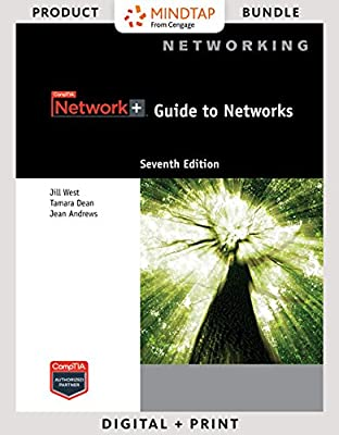 Bundle: Network+ Guide to Networks, Loose-Leaf Version, 7th + MindTap Computing, 1 term (6 months) Printed Access Card