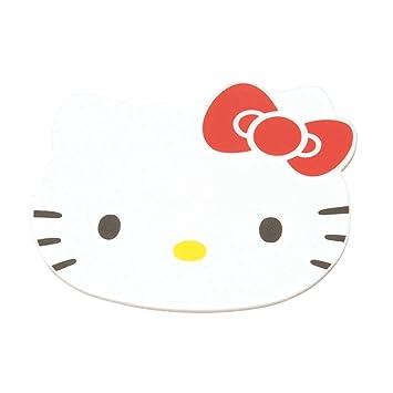Brand NEW GENUINE Hello Kitty coche seguridad asiento auto cintur/ón Clip tap/ón Pinzas 2pcs