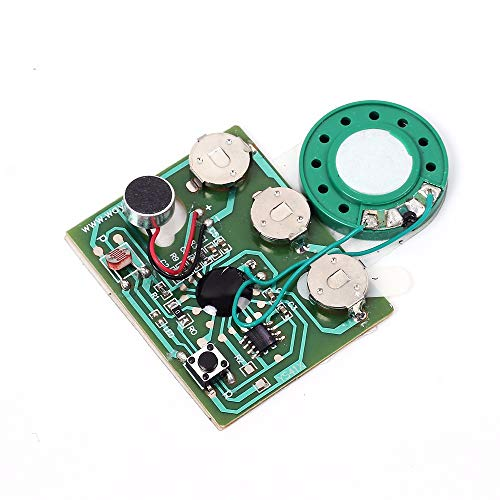 Fine Usb Download Recording Diy Music Mp3 Chip Module Festival Gift Box Birthday Card Movement Air Conditioning Appliance Parts