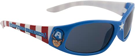 Lunette de soleil garçon Avengers Officiel Marvel (Blanc