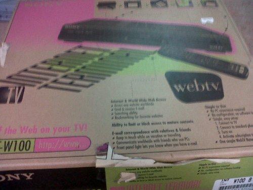 Sony Webtv -
