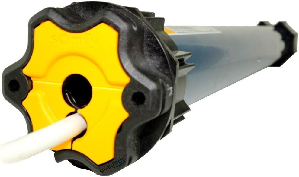 Funkhandsender Telis RTS,Rollladenmotor Rohrmotor *Neu Somfy Oximo RTS 50 6//17