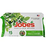 Outdoor Living : Jobe's Tree & Shrub Fertilizer Spikes, 15 Spikes