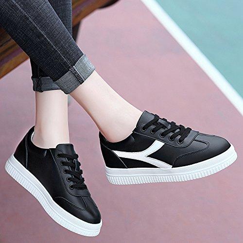 NGRDX&G Atmungsaktive Schuhe Der Weißen Schuhschuhe Athletische Beschuht Zufällige Sportschuhe Einzelne Schuhe