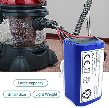 HGJVBFGH1 Robot Aspirador Batería de Repuesto para Chuwi Ilife V7 ...