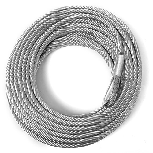 Rhino Winch (Rugged Ridge 15103.51 Cable Winch 3/16
