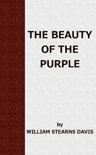 book cover of The Beauty of the Purple