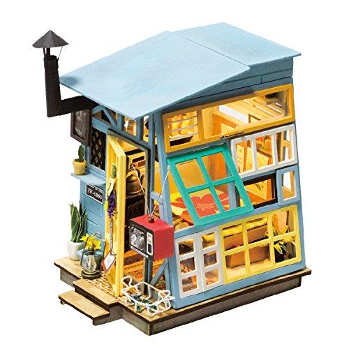 Robotime Diy Dollhouse Kits