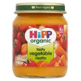 Hipp Organic Tasty Vegetable Risotto 4+ Months 125G