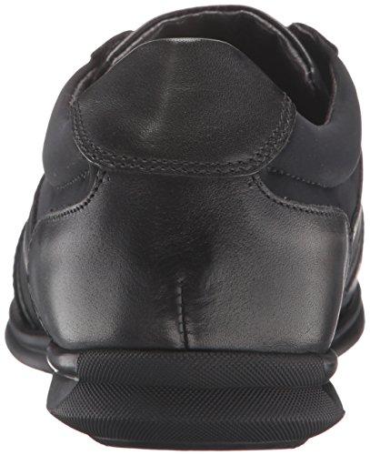 Bacco Bucci Heren Baca Fashion Sneaker Zwart