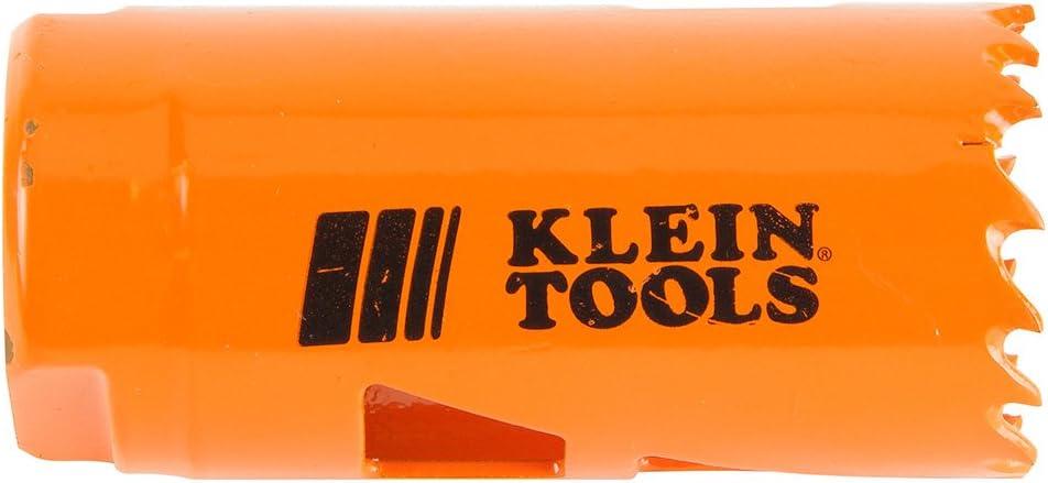 Klein Tools 31918 Bi-Metal Hole Saw, 1-1/8-Inch