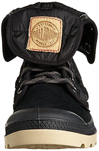 Palladium Womens PALLABROUSE BAGGY EX~BLACK/MJVE DSRT~M Cold lined desert boots Black (Black/Mjve Dsrt 027) iLJyRp8