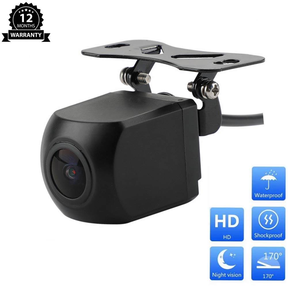 360 Degree Bird View Panoramic System Waterproof Seamless 4 Camera Car DVR Universal Recording Parking Rear View Cam for All Car by CarThree