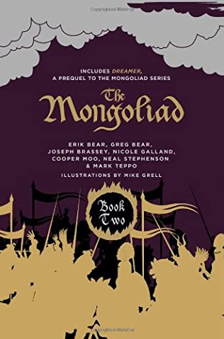 book cover of The Mongoliad