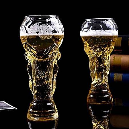 2018 Rusia FIFA World Cup - Vaso de cerveza para whisky, vino, zumo, agua, futbolín, fiesta, 450 ml: Amazon.es: Hogar