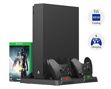PeakLead Xbox One Soporte Vertical y Ventilador de ...