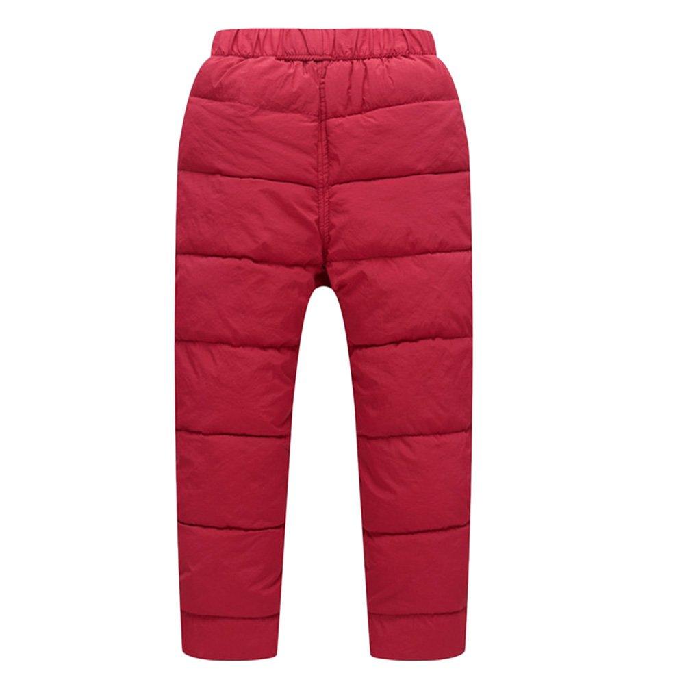 68ef16620d78 Amazon.com  Zhuhaitf Childrens Kids Baby Boys Girls Winter Pants ...