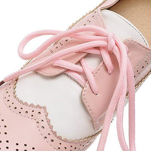 1to9, Chaussures À Talons Pour Femmes, Rose (rose), 35