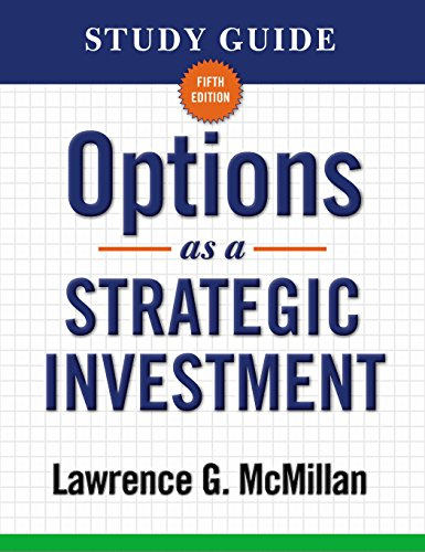 Study Guide for Options as a Strategic Investment 5th Edition by Brand: Prentice Hall Press