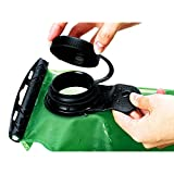 Water Bladder 3 Liter Hydration Pack Bladder Water Reservoir by Cosy Zone Leak- Proof Non Toxic Easy Clean Large Opening for Bicycling Hiking Camping