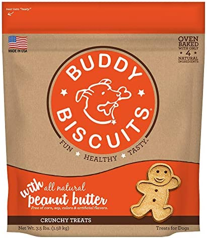 Buddy Biscuits Original Treats Peanut product image