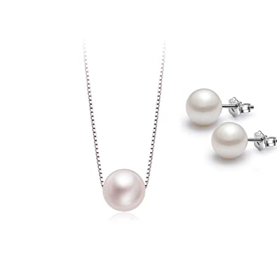 Amazon.com: (Liquidación de Navidad regalo) juego de perlas ...