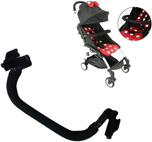 Universal Baby Trolley Black Bumper Bar Stroller Armrest Handlebar Accessories