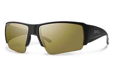 6d602f1c3744e Image Unavailable. Image not available for. Color  Smith Captains Choice  ChromaPop+ Polarized Sunglasses ...