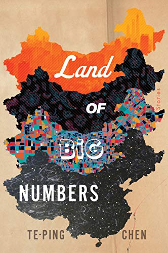 Book Cover: Land of Big Numbers: Stories