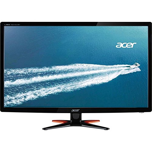 "Acer GN246HL 24"" Full HD 3D LED Monitor (Certified Refurbished)"