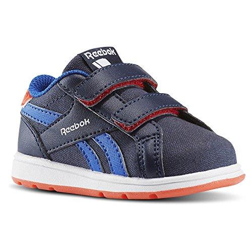 Reebok Bd2499, Zapatillas de Deporte Unisex Niños Varios colores (Collegiate Navy /         Awesome Blue /         Wht /         Primal)