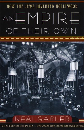 An Empire of Their Own: How the Jews Invented Hollywood cover
