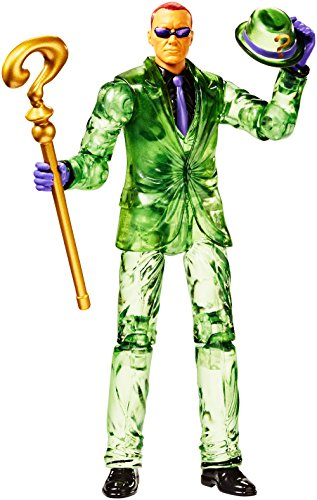 Batman Missions the Riddler Figure