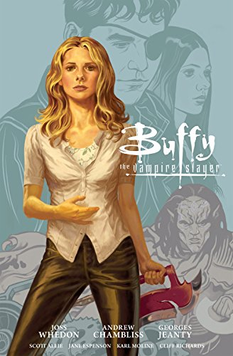 Buffy the Vampire Slayer Season 9 Library Edition Volume 1 -