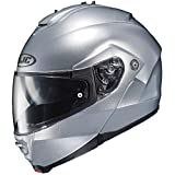 HJC Full Face Helmet IS-MAX 2 SOLID, Metallic Silver